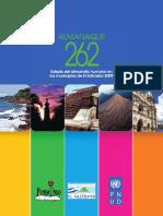 Almanaque262. Estado del desarrollo humano en los municipios de El Salvador 2009