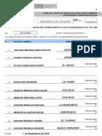 Formatos de Talleres - Sep- Oct -Nov - Cg San Juan de Udima