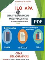 1. Citas y Referencias 2019