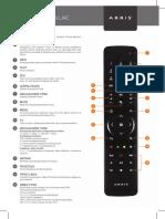 Upute za IskonTv daljinski upravljač - Arris daljinski.pdf