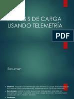 Analisis de Carga Usando Telemetria
