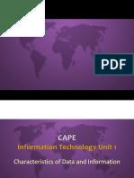 6B ITU1 1.3 - Characterisitics Data and Information 2018.09.26.pdf