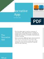 the socrative app powerpoint