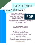 2006-10 Calidad en RRHH Para San Martin