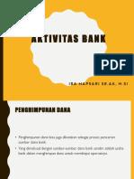 Aktivitas Bank