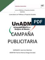 s3, Acticidad 2, u1. Campaña Publicitaria