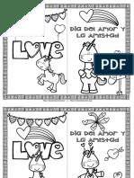 actividades para el dia del amor y la amistad