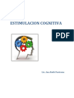 Caudernillo de Ejercicios Estimulacion Cognitiva