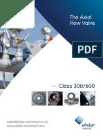 PB Axial Flow Valve 300-600 En