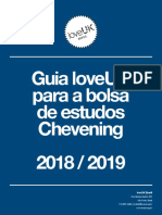 eBook LoveUK Chevening 2018-2019