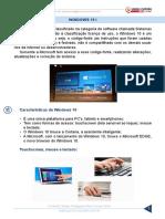 Informatica 2016 Aula 1 Windows 10 i