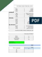 estimacion de costos y esfuerzo proyecto.xlsx