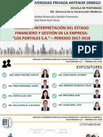 Grupo 07 Los Portales s.a.
