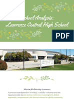 School Analysis- Lawrence Central