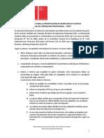 Documento Rendición de Cuentas PSP 2016