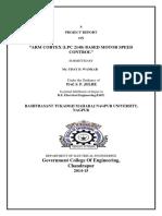 armcortexlpc2148 based motor speed.pdf