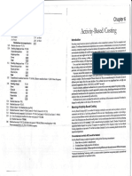 class notes activity based costing