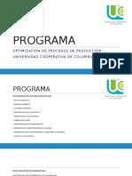 Optimizacion Procresos Productivos Clase 1