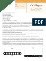 Lr Baggs t Bridge Install Manual User Guide