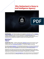 10 Reasons Why Switzerland is Home to the CIA (Central Intelligence Agency).pdf