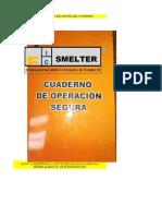 EIC SMELTER #2 - Cuaderno de Operación Segura