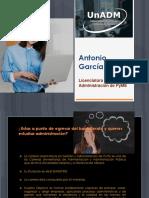 Estudia en UnADM La Universidad Abierta y A Distancia