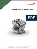 Procedimiento Desm. y Montaje Compresor BOCK