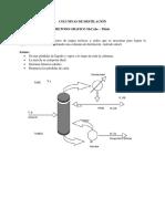 Columnas de Destilación Guia de Calculos