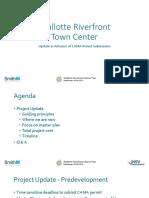 Shallotte Riverfront Board Update April 2019