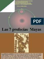 Las7 Profecias Mayas