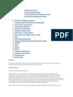 Pasado y Presente de Las Redes FTTH