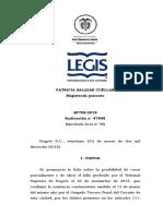 Sent-sp-7982018(47848)-18 Hechos Juridicamente Relevantes y Hechos Indicadores