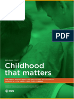 Regional Study Childhood That Matters