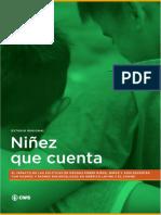 Estudio Regional Ninez Que Cuenta ESP