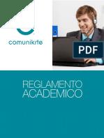Reglamento Académico V2.0