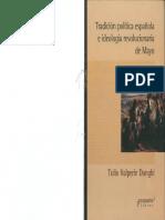 (Prometeo Bicentenario) Halperin Donghi, Tulio - Tradición política española e ideología revolucionaria de mayo-Prometeo Libros (2009).pdf