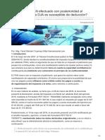 Infotributaria.com-El Pago Del ITAN Efectuado Con Posterioridad Al Vencimiento de La DJA Es Susceptible Denbspdeducción