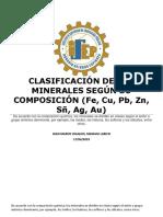 28'.Clasificacion de los minerales.docx