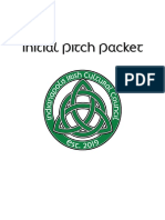 pitch packet