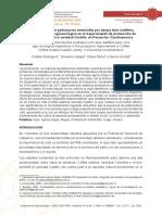 Estudio de Polinización Entomófila