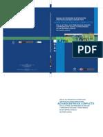 Manual Del Programa de Intervención Terapéutica en Medio Cerrado Para Adolescentes en Conflicto Con La Ley Penal Con Problemas de Consumo y