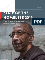 State of The Homeless 2019