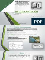 Captacion de Aguas Cacahy