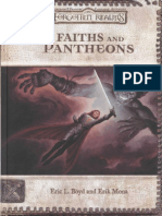 3rd Edition - Forgotten Realms - Faiths And Pantheons.pdf