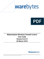 Malwarebytes WFC User Guide