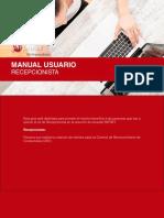 Manual Recepcionista - Recaudador Paynet
