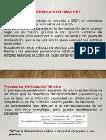Jet Piercing-perforacion y Voladura