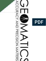 Geomatics Logo