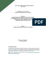 Análisis y Diagnóstico Organizacional