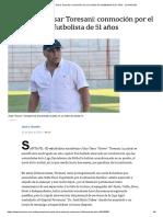 Murió Julio César Toresani_ Conmoción Por El Suicidio Del Exfutbolista de 51 Años - LA NACION Artículo
